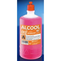 ALCOOL DENATURATO 500ml. A3