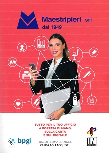 CATALOGO 2019 CANCELLERIA